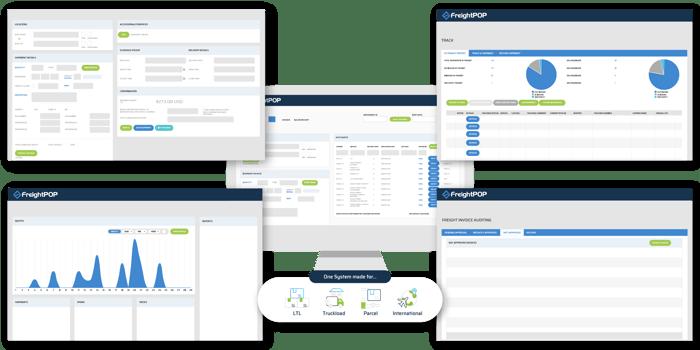 FreightPOP Platform Overview