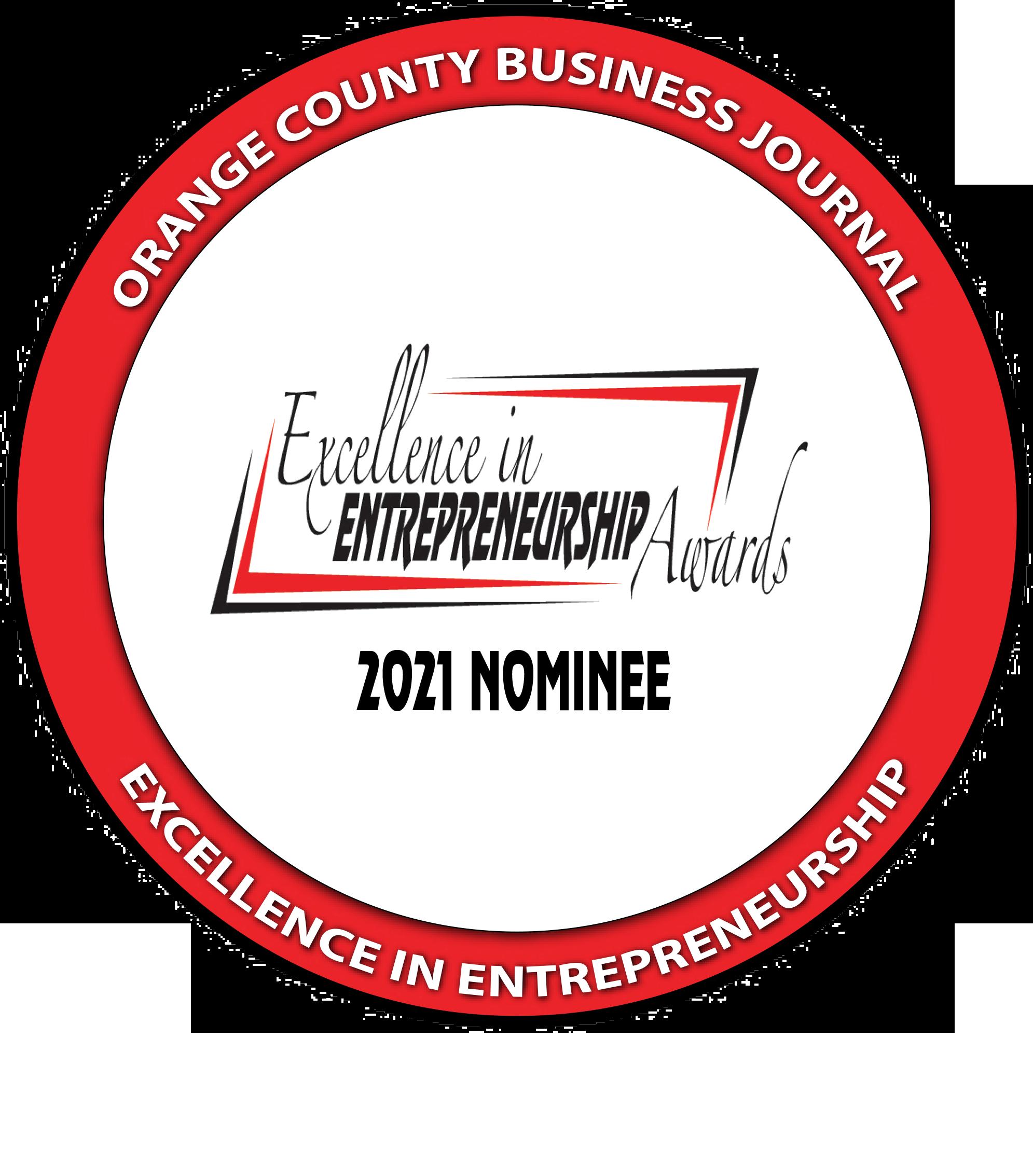 2021 EIE Nominee Badge