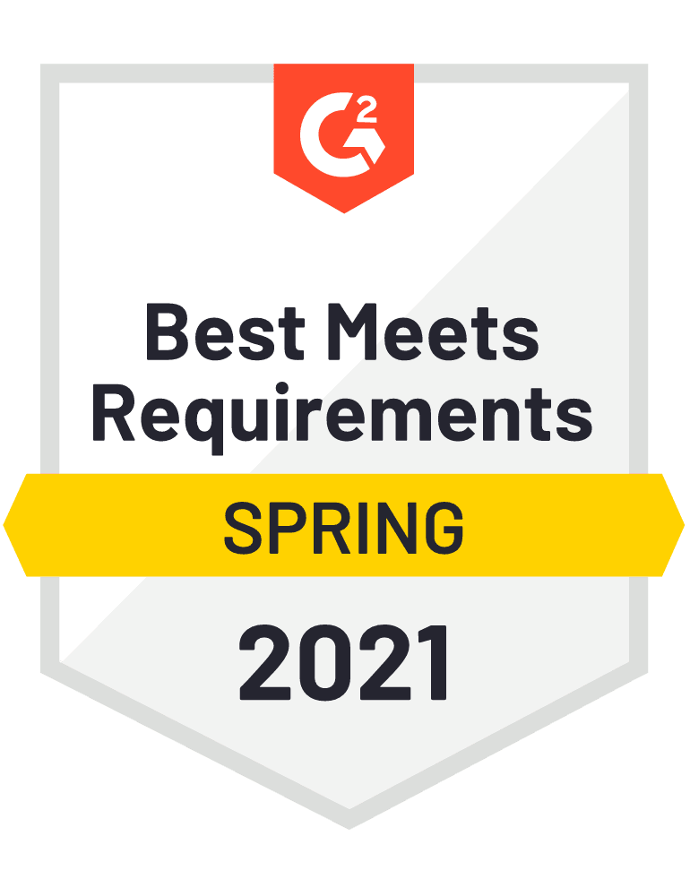 medal 2021 Meets Requirements
