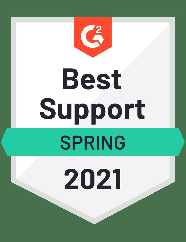 medal 2021 best support