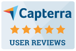 Capterra Ratings Badge